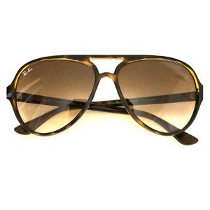 Brown Ray-Ban Sunglasses